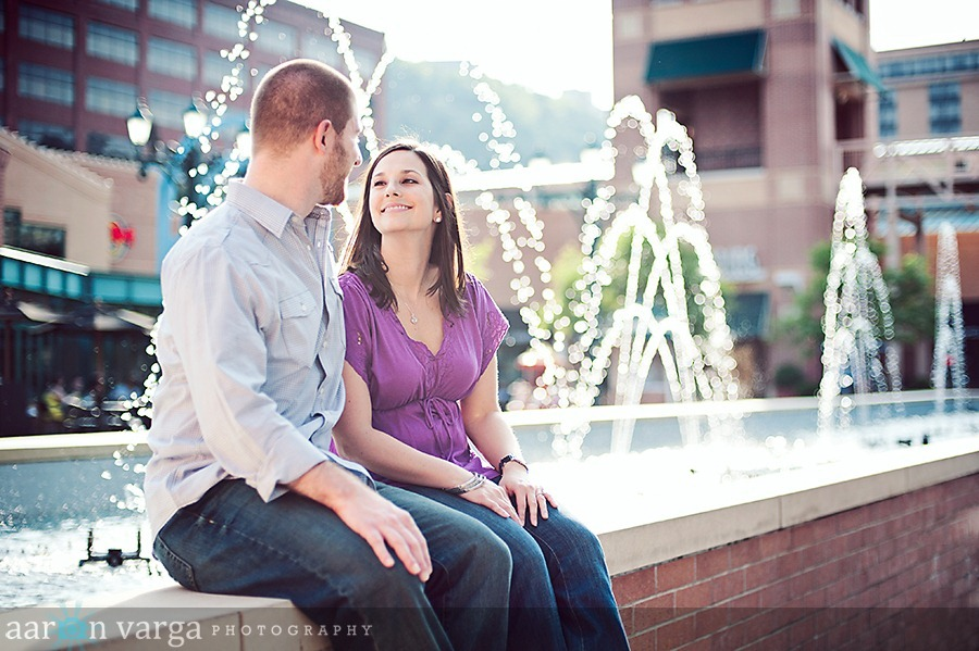 DSC 9537 Edit thumb - Sneak Peek! Tara + Chris | Station Square Engagement Photos