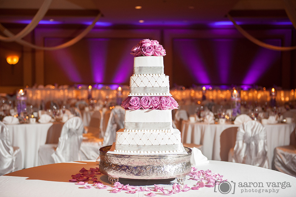Embassy Suites Wedding and Westminster College
