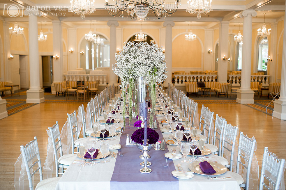 01 Green And Purple Wedding Reception Best Of 2017 Details