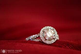 Sparkly Diamond Wedding Ring