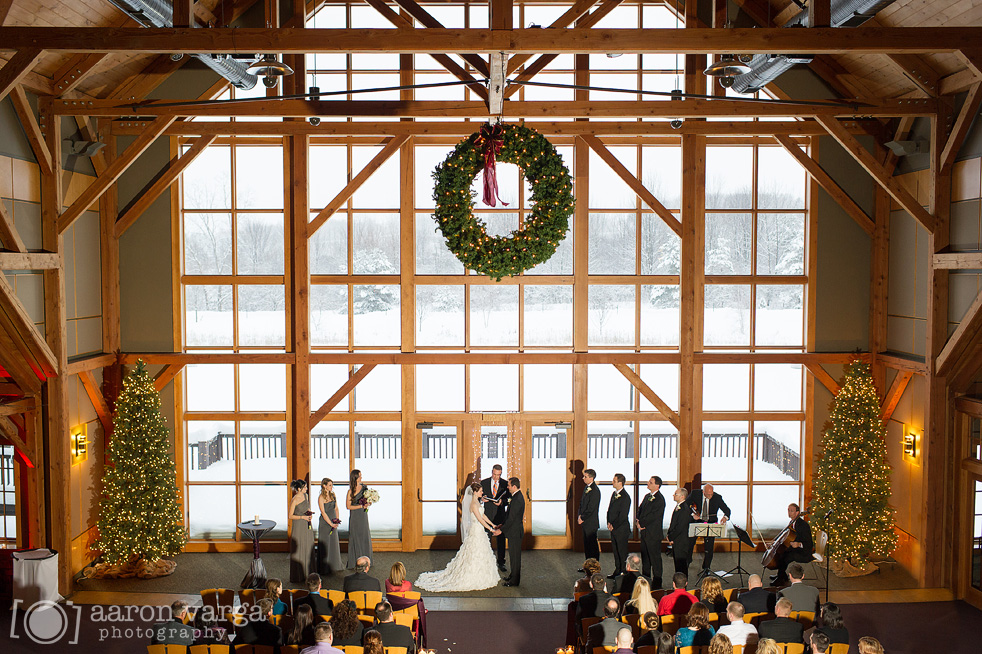 The Lodge At Welch Allyn Wedding In Skaneateles New York