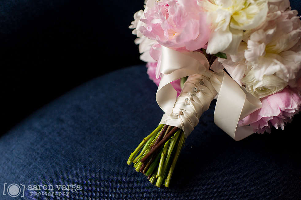 01  - pink ivory wedding flowers