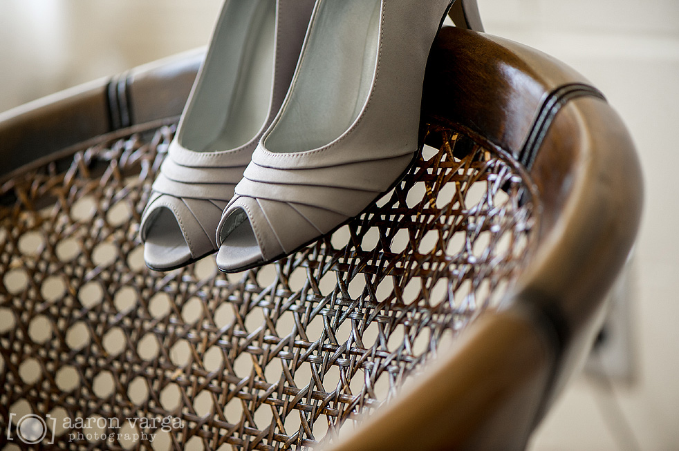 04 Silver wedding shoes - Best of 2013: Shoes
