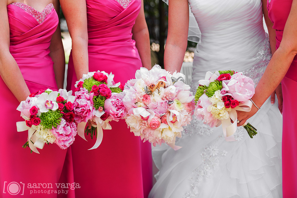 13 pink white wedidng flowers bouquets - Best of 2013: Flowers