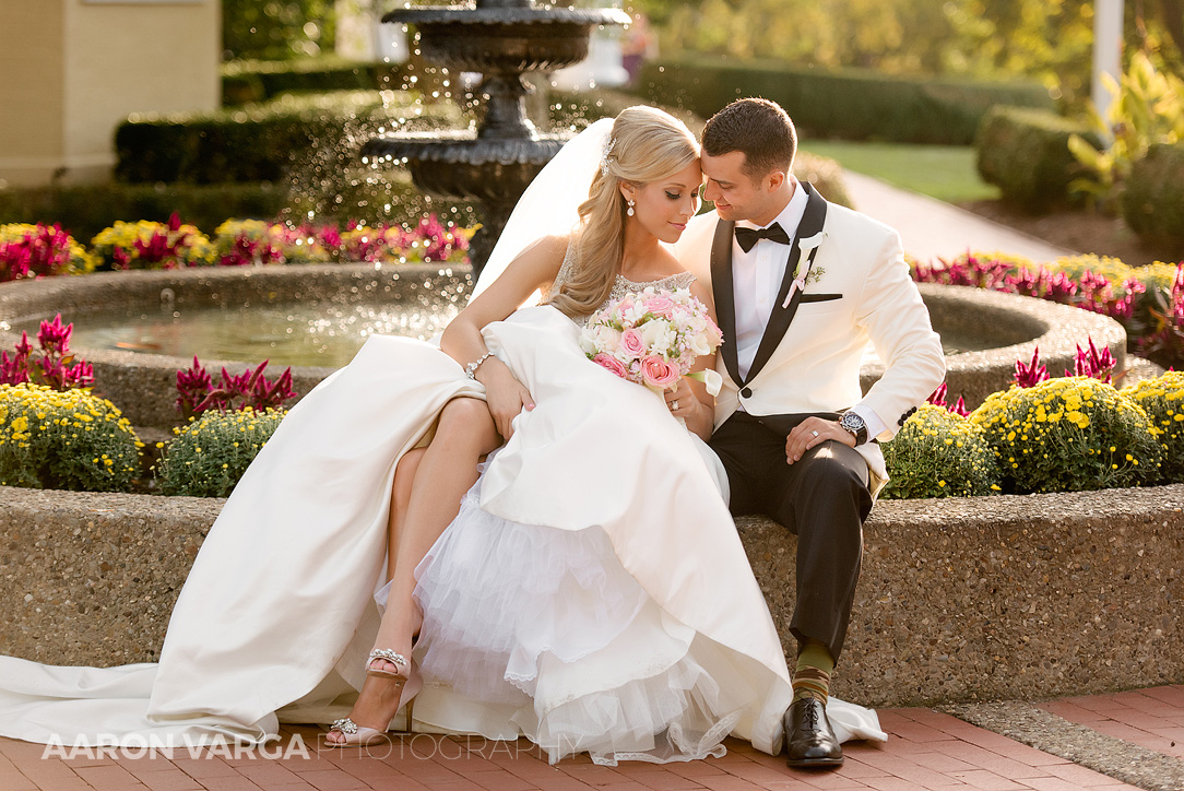 33 romantic wedding photo - Gina + Chris | Oglebay Resort Wedding Photos