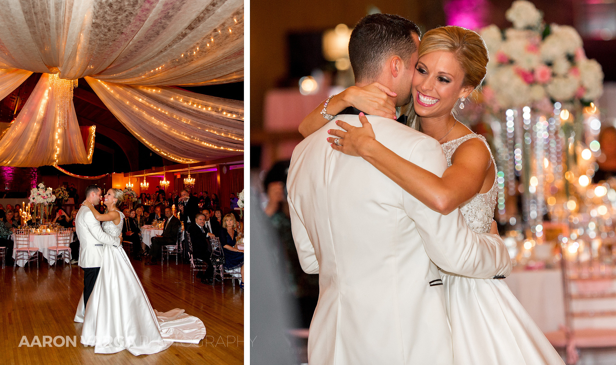 43 oglebay wedding first dance - Gina + Chris | Oglebay Resort Wedding Photos