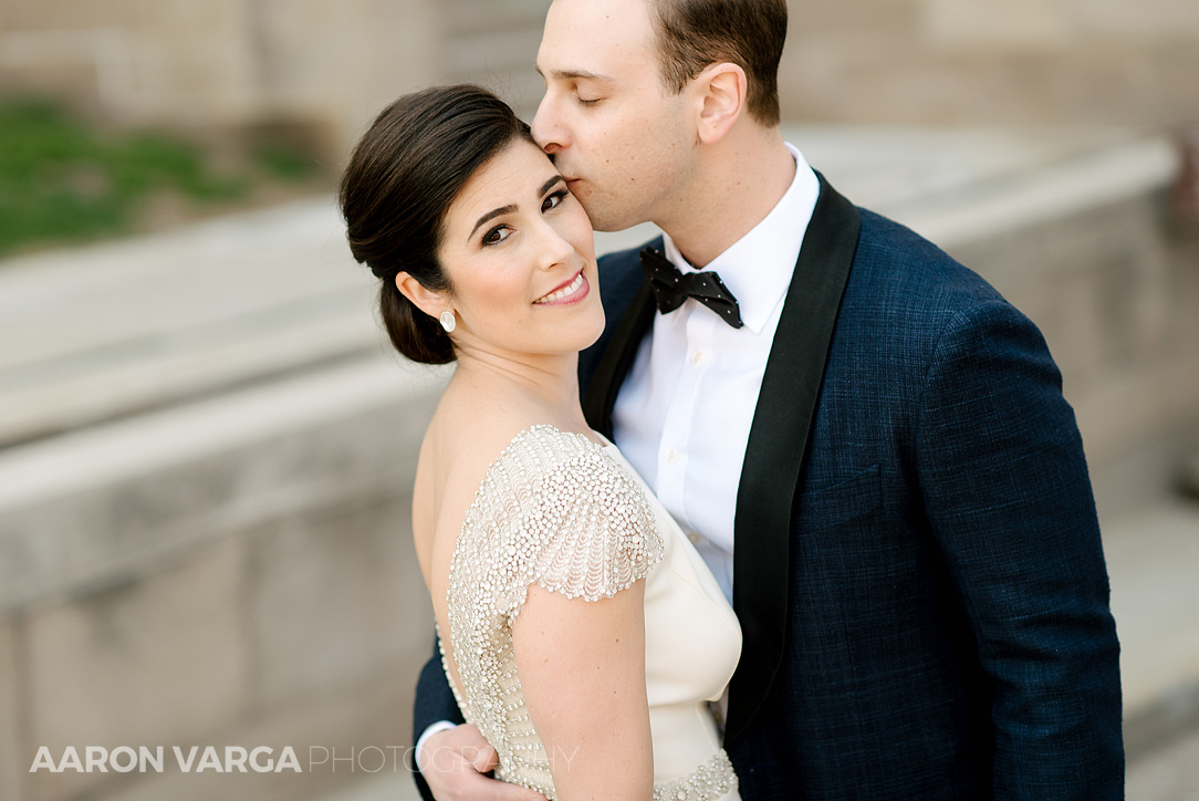 23 cathedral of learning wedding - Mimi + Mike | Hotel Monaco and J. Verno Studios Wedding Photos