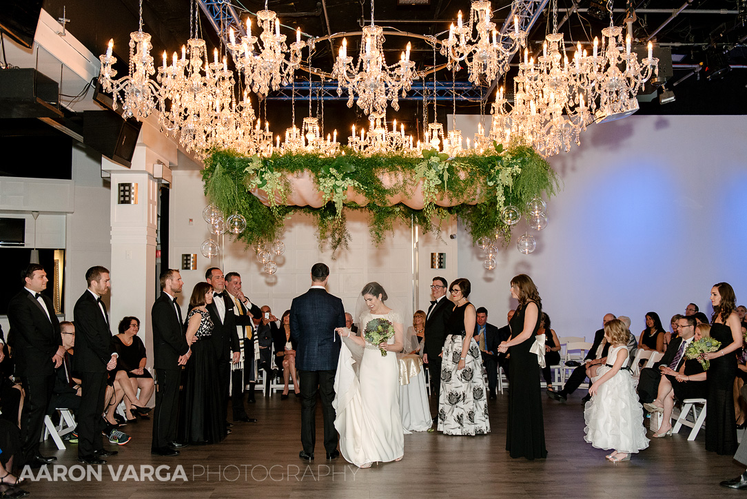 30 jewish wedding ceremony pittsburgh - Mimi + Mike | Hotel Monaco and J. Verno Studios Wedding Photos