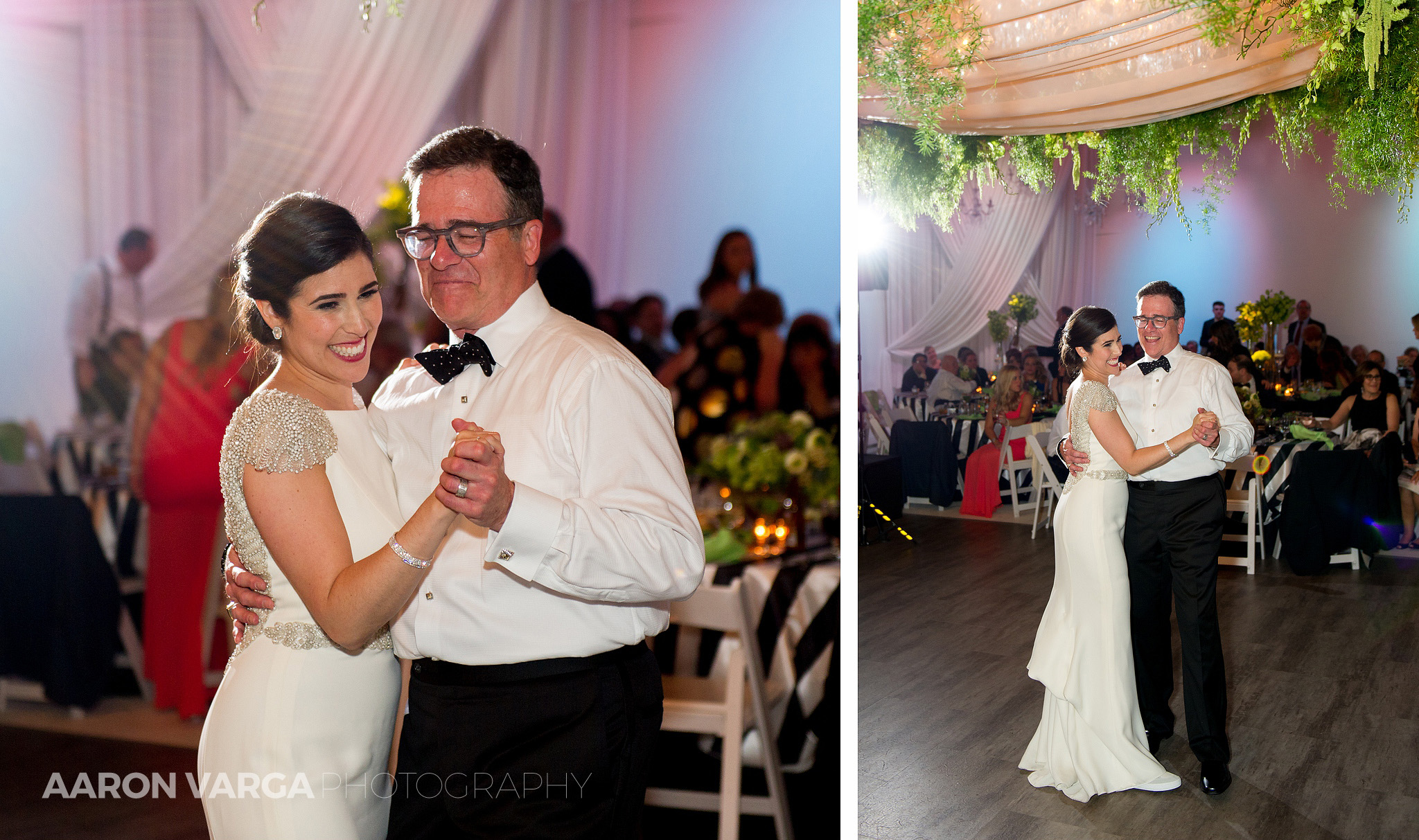 40 father daughter dance j verno - Mimi + Mike | Hotel Monaco and J. Verno Studios Wedding Photos