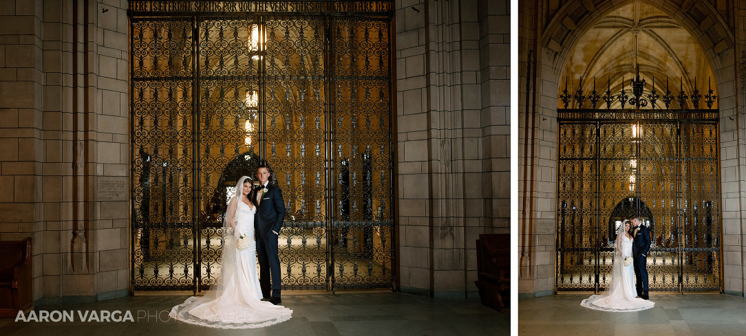 St Paul S Cathedral And Pennsylvanian Wedding