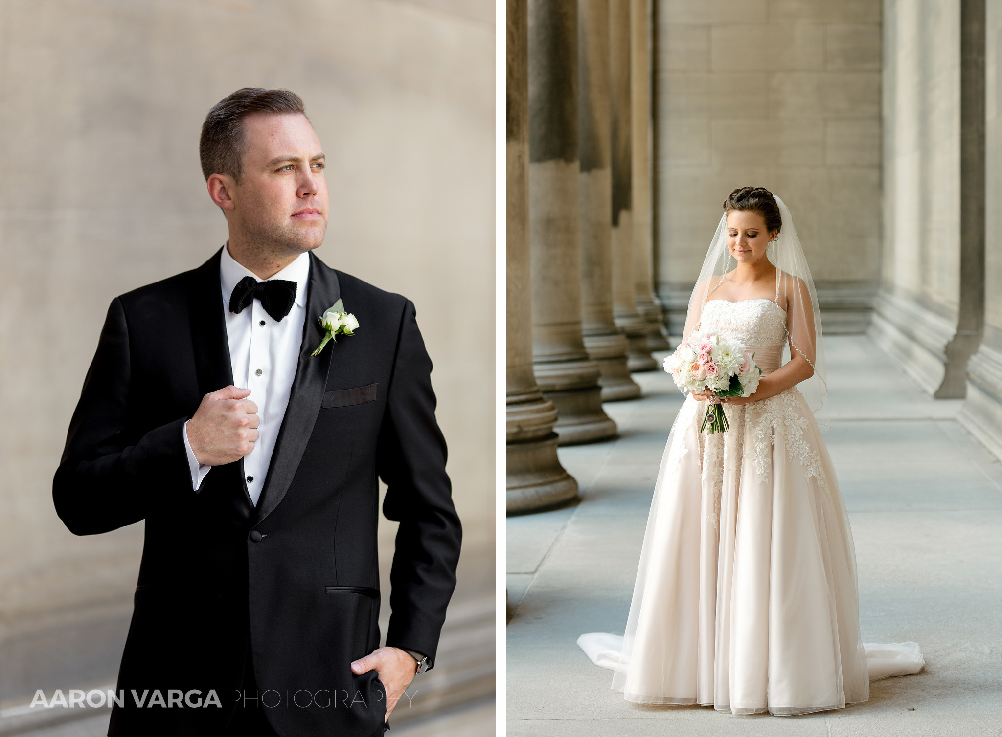 15 mellon institute bride groom - Dina + Brendan | Southpointe Golf Club Wedding Photos