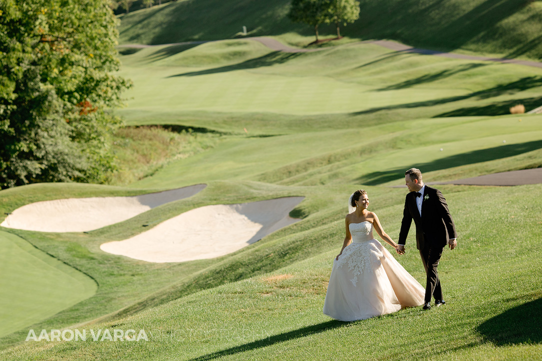 38 southpointe golf club golf course wedding - Dina + Brendan | Southpointe Golf Club Wedding Photos