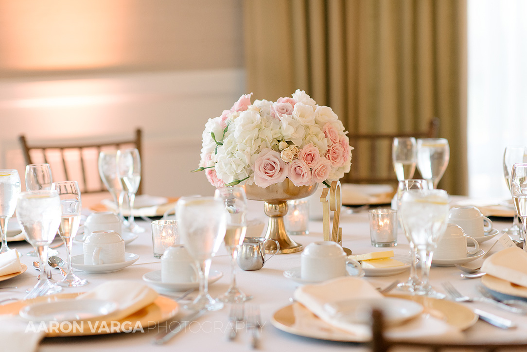 41 southpointe golf club wedding reception table details - Dina + Brendan | Southpointe Golf Club Wedding Photos