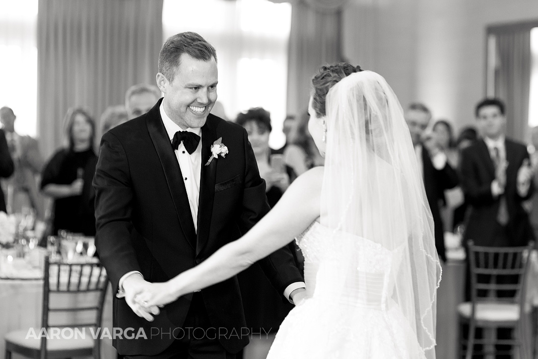 43 southpointe golf club wedding first dance - Dina + Brendan | Southpointe Golf Club Wedding Photos