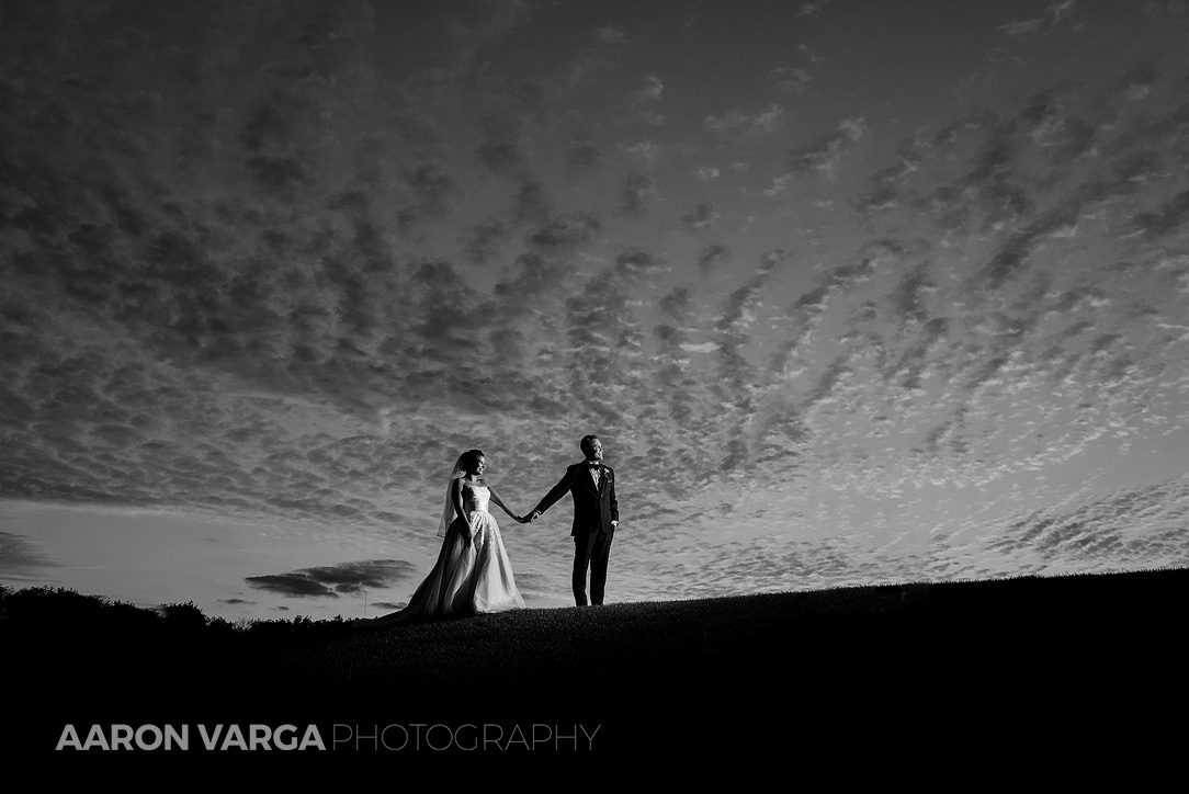 48 southpointe golf club wedding off camera lighting - Dina + Brendan | Southpointe Golf Club Wedding Photos
