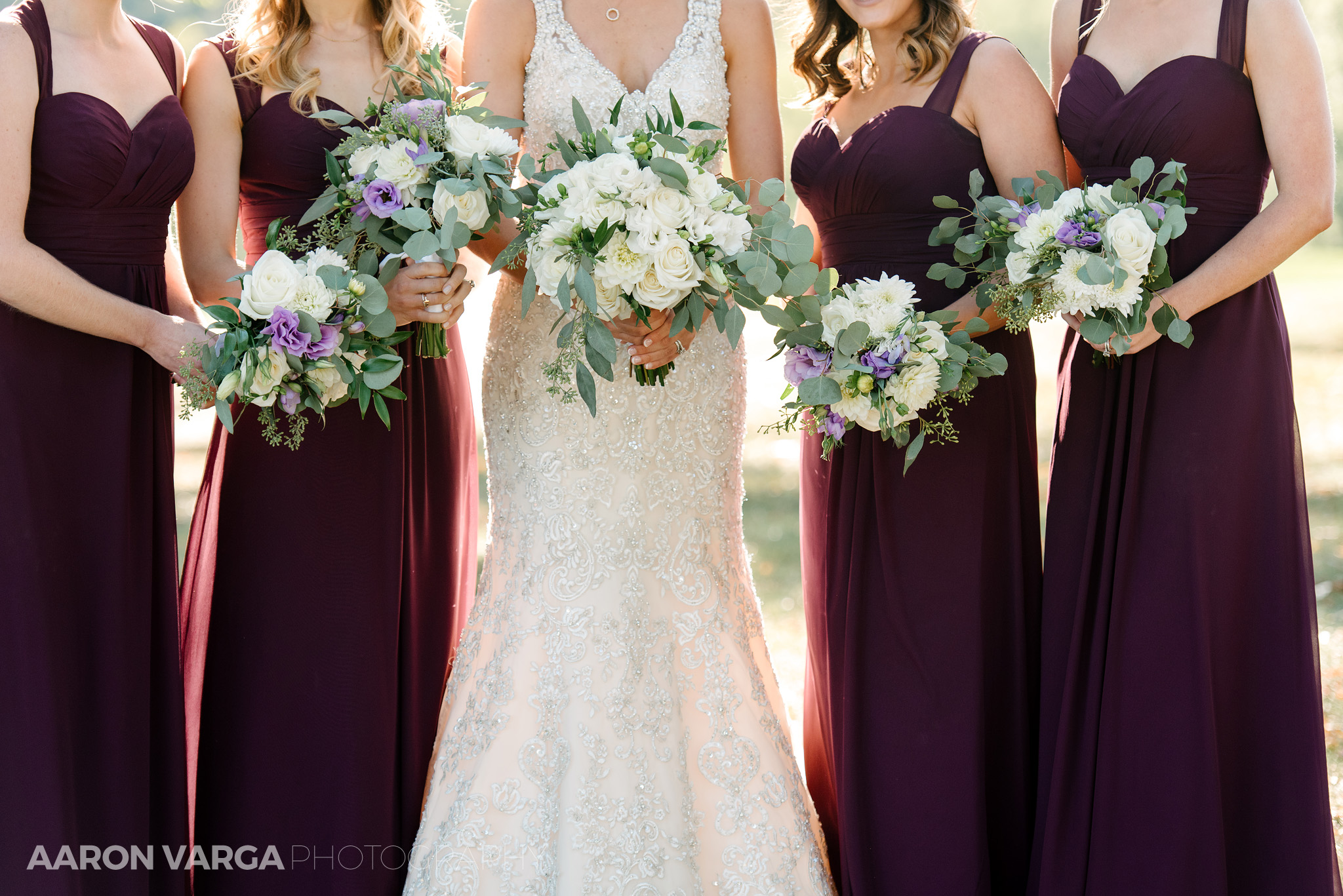 32 fall wedding wine bridesmaid dresses - Amy + Bill | Montour Heights Country Club Wedding Photos