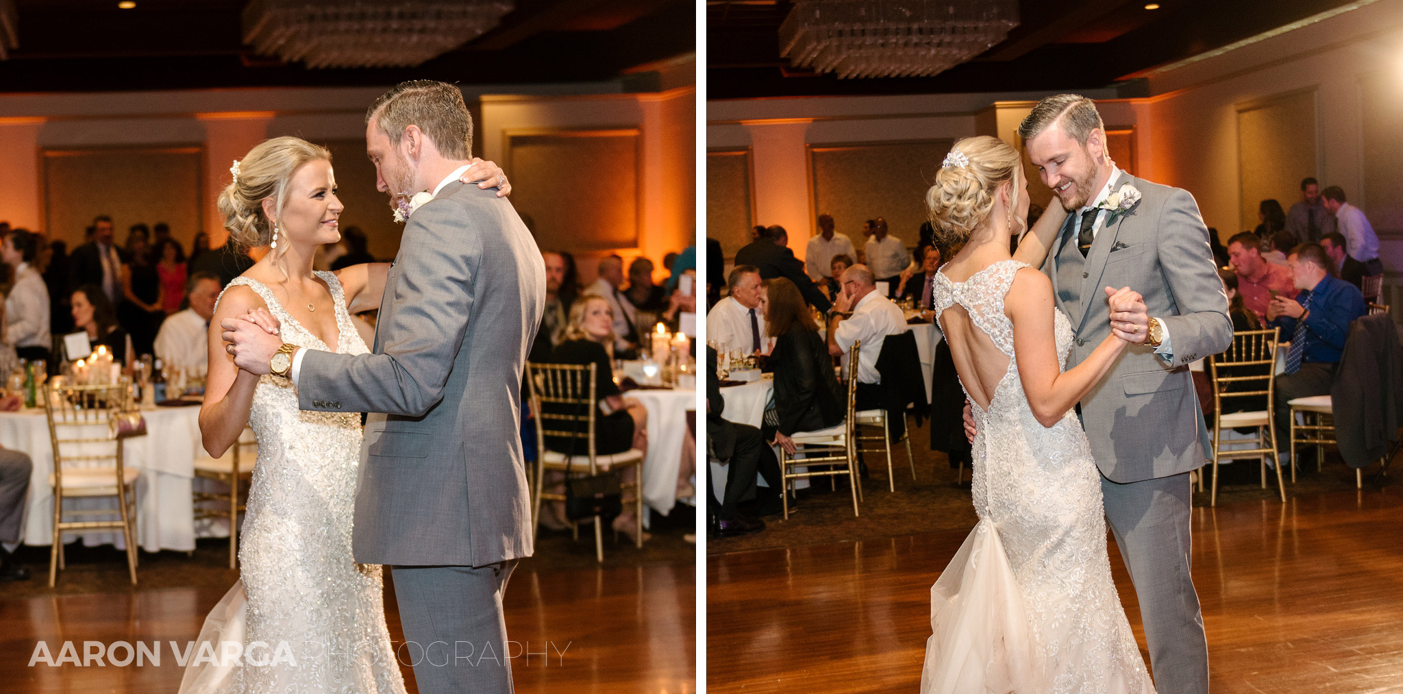 54 montour heights country club wedding first dance - Amy + Bill | Montour Heights Country Club Wedding Photos
