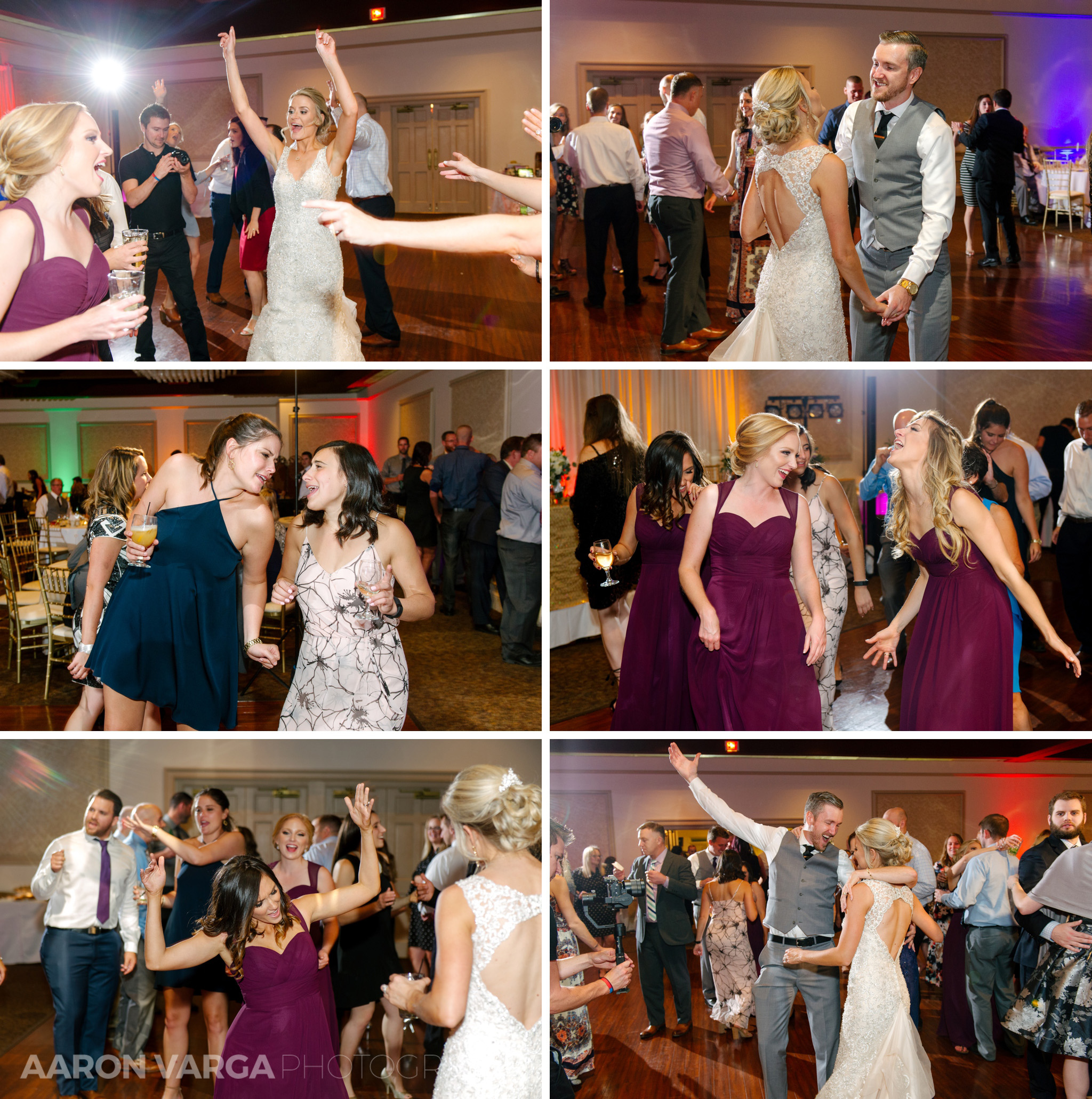 55 montour heights country club reception dancing - Amy + Bill | Montour Heights Country Club Wedding Photos