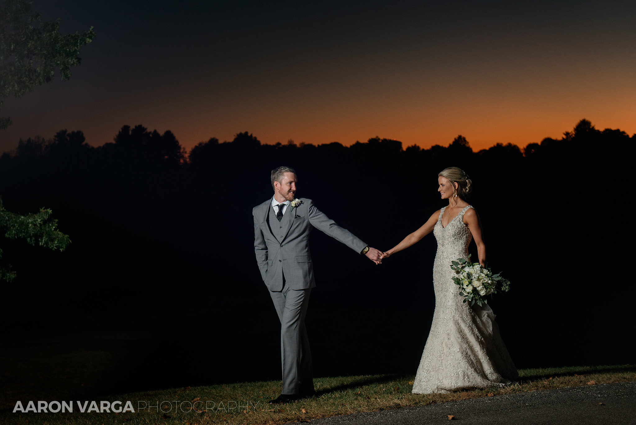 58 sunset photos at montour heights country club - Amy + Bill | Montour Heights Country Club Wedding Photos