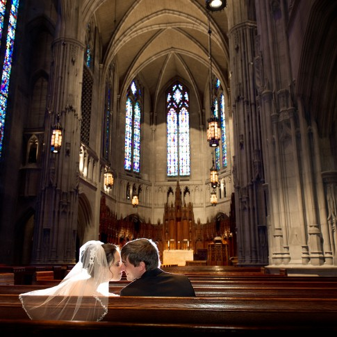 heinz chapel wedding
