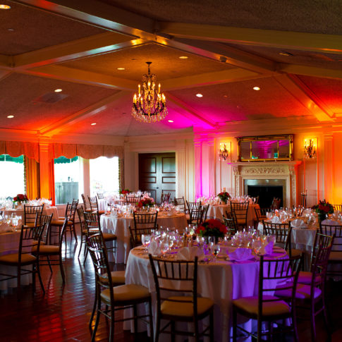 oakmont country club wedding
