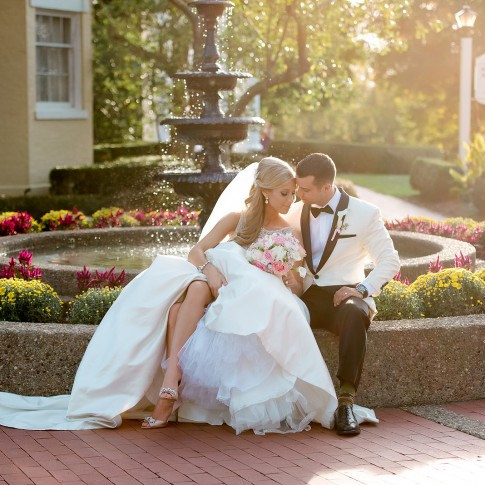 oglebay resort west virginia wedding