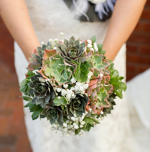 succulents-wedding-bouquet