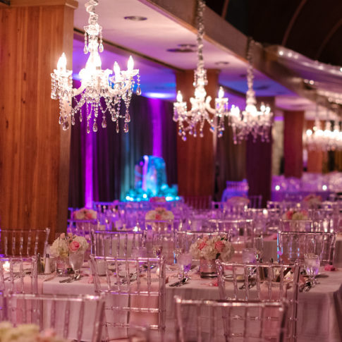 beautiful oglebay wedding reception