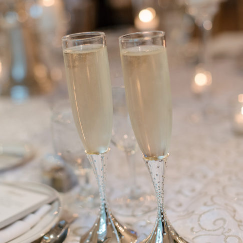 champagne toasts longue vue club 485x485 - Longue Vue Club Wedding | Real Wedding | Megan + Robert
