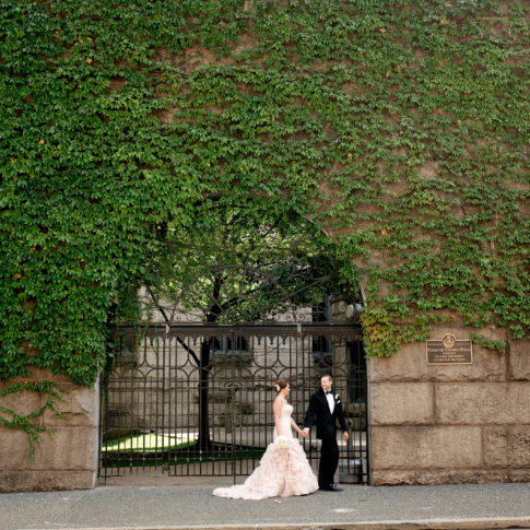 downtown pittsburgh courthouse 485x485 - Heinz History Center Wedding | Real Wedding | Amie + Ben