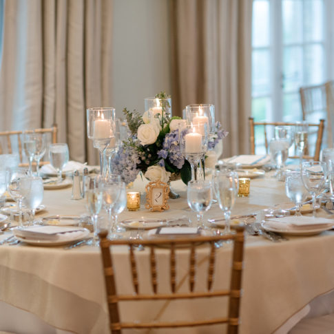 elegant wedding day decor 485x485 - Longue Vue Club Wedding | Real Wedding | Megan + Robert