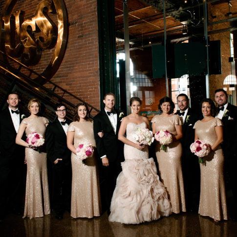 heinz history center wedding bridal party