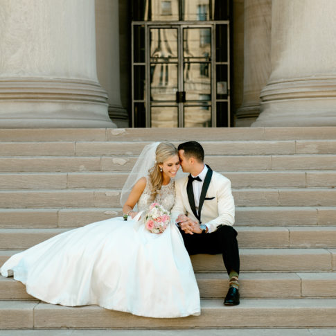 mellon institute wedding photos