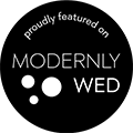 Featured on Modernly Wed | Best Photographers in Pittsburgh | Pittsburgh Wedding Photographers
