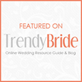Featured on Trendy Bride | Pittsburgh Wedding Photographers | Best Photographers in Pittsburgh