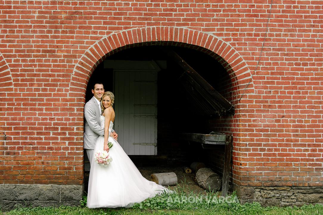 West Overton Barn Wedding Krista Steve