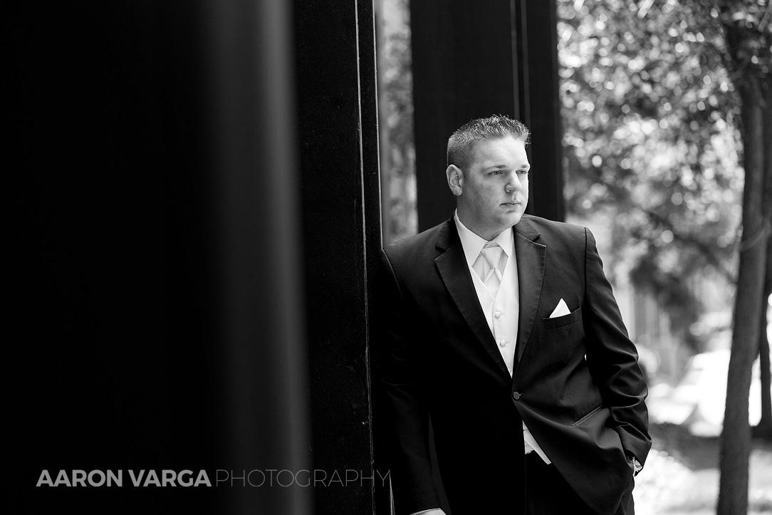 07 southside pittsburgh groom - Mallory + Mark | Circuit Center & Ballroom Wedding Photos