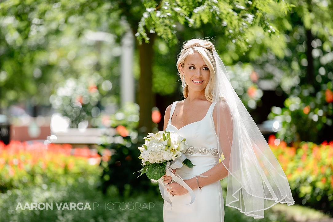 10 beautiful bride pittsburgh - Mallory + Mark | Circuit Center & Ballroom Wedding Photos