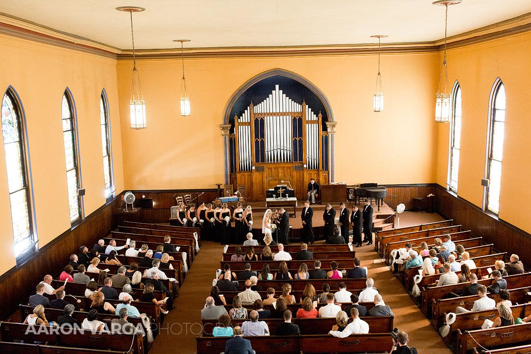 12 South Side Presbyterian Church wedding - Mallory + Mark | Circuit Center & Ballroom Wedding Photos
