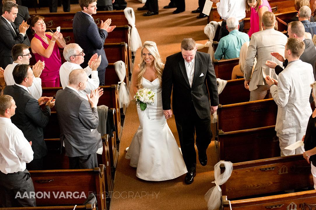 13 South Side Presbyterian Church wedding pittsburgh - Mallory + Mark | Circuit Center & Ballroom Wedding Photos