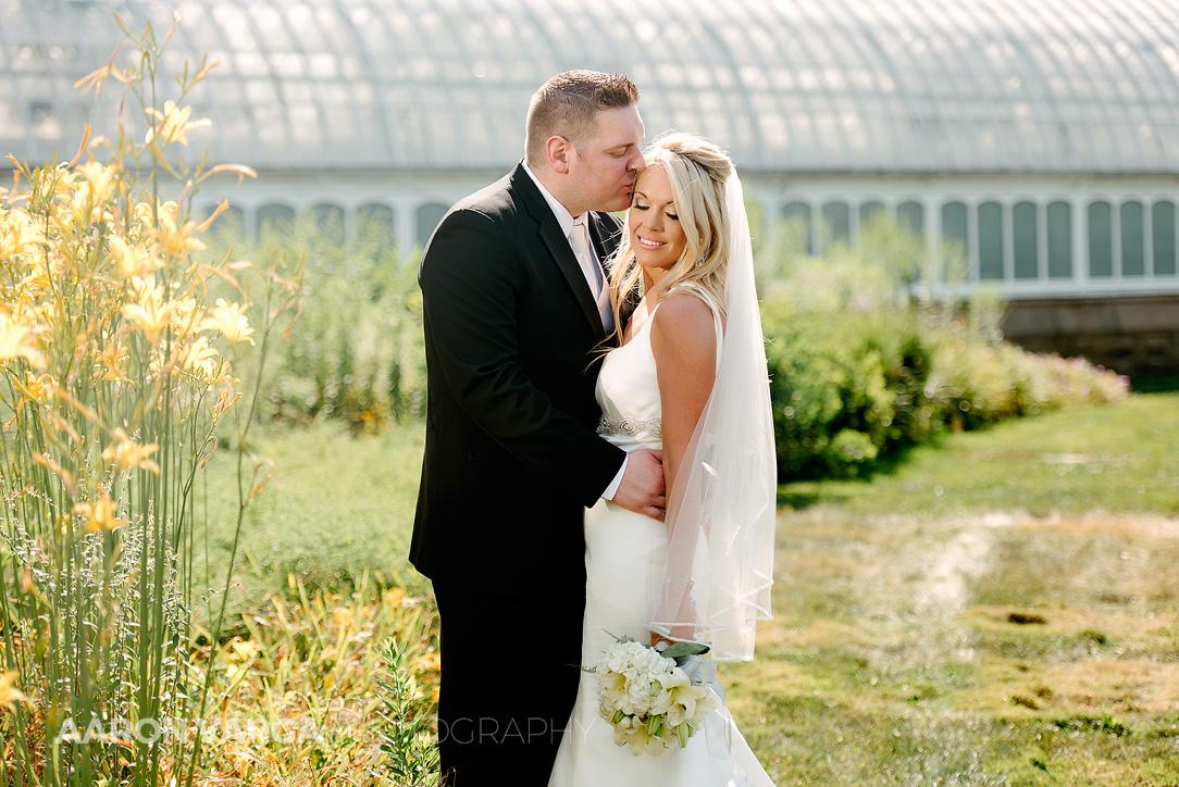 20 phipps conservatory gardens wedding - Mallory + Mark | Circuit Center & Ballroom Wedding Photos