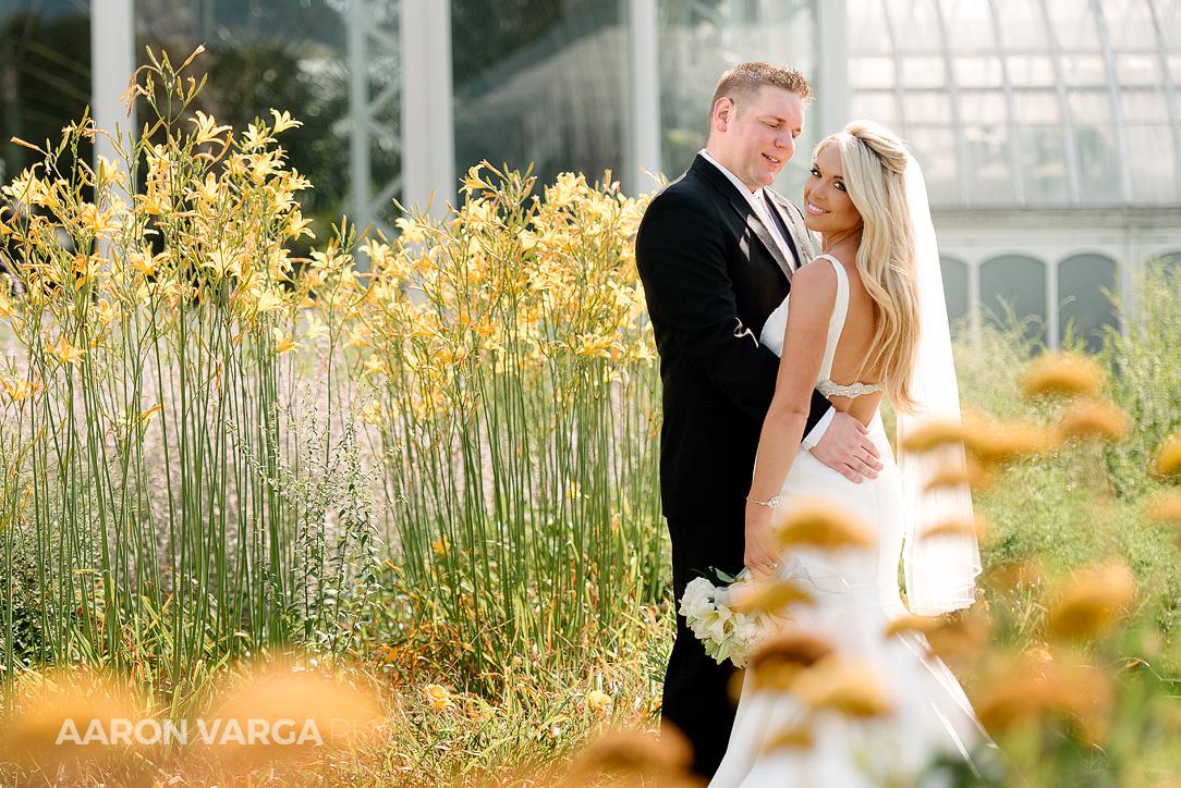 21 wedding at phipps conservatory - Mallory + Mark | Circuit Center & Ballroom Wedding Photos