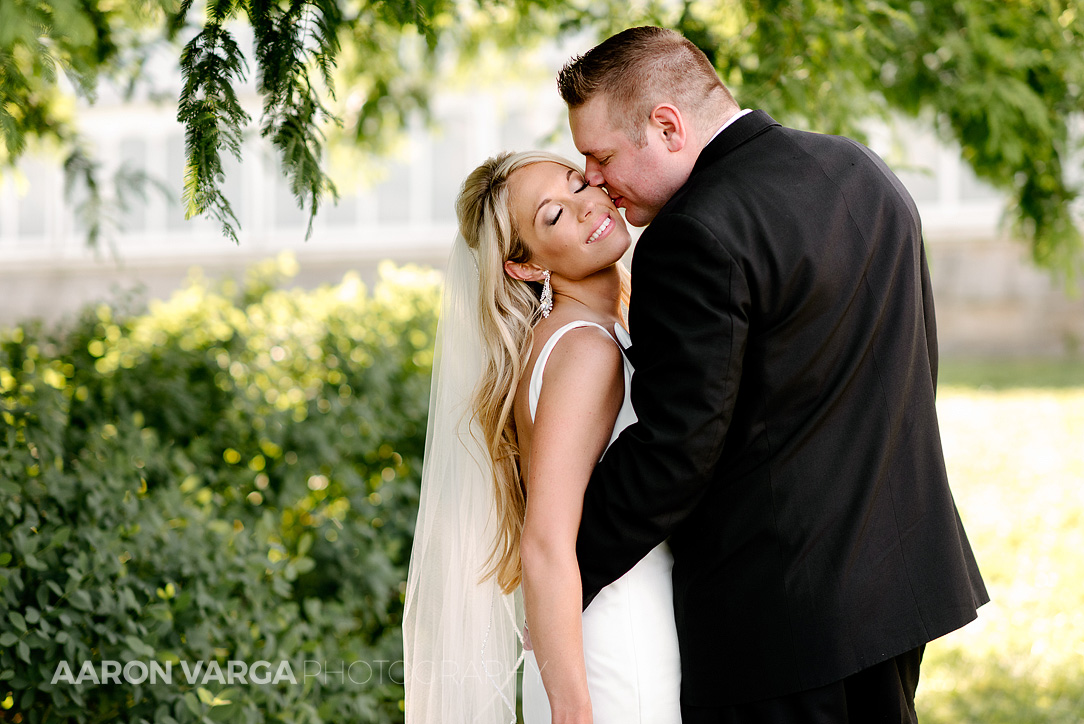 22 wedding at phipps conservatory oakland - Mallory + Mark | Circuit Center & Ballroom Wedding Photos