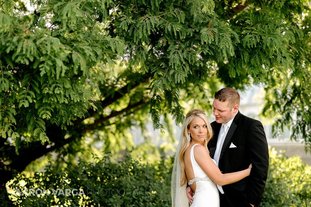 26 schenley park phipps wedding - Mallory + Mark | Circuit Center & Ballroom Wedding Photos