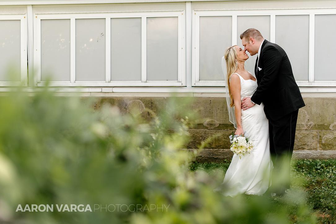 28 wedding at schenley park phipps - Mallory + Mark | Circuit Center & Ballroom Wedding Photos