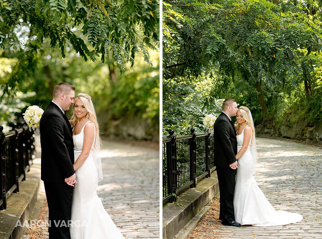 31 schenley park cobblestone road - Mallory + Mark | Circuit Center & Ballroom Wedding Photos