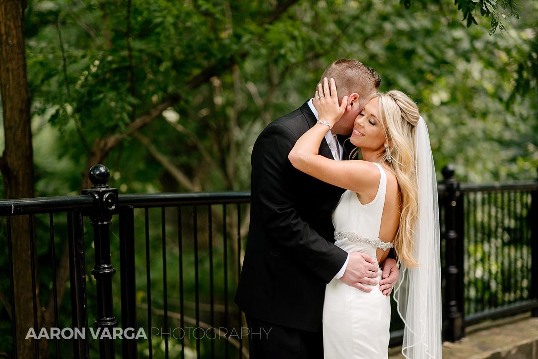 33 schenley park cobblestone road wedding - Mallory + Mark | Circuit Center & Ballroom Wedding Photos