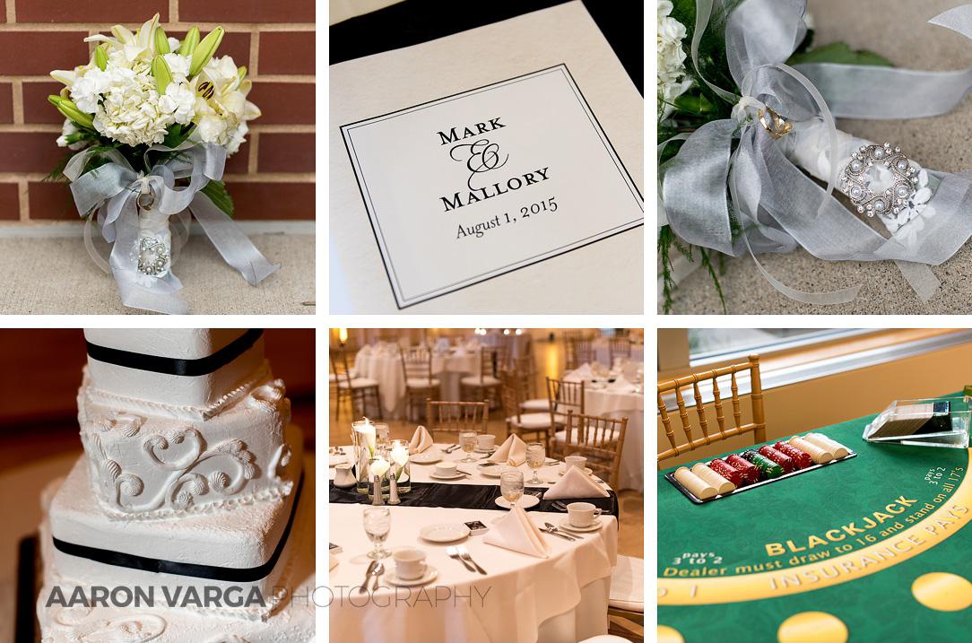44 circuit center ballroom wedding details - Mallory + Mark | Circuit Center & Ballroom Wedding Photos
