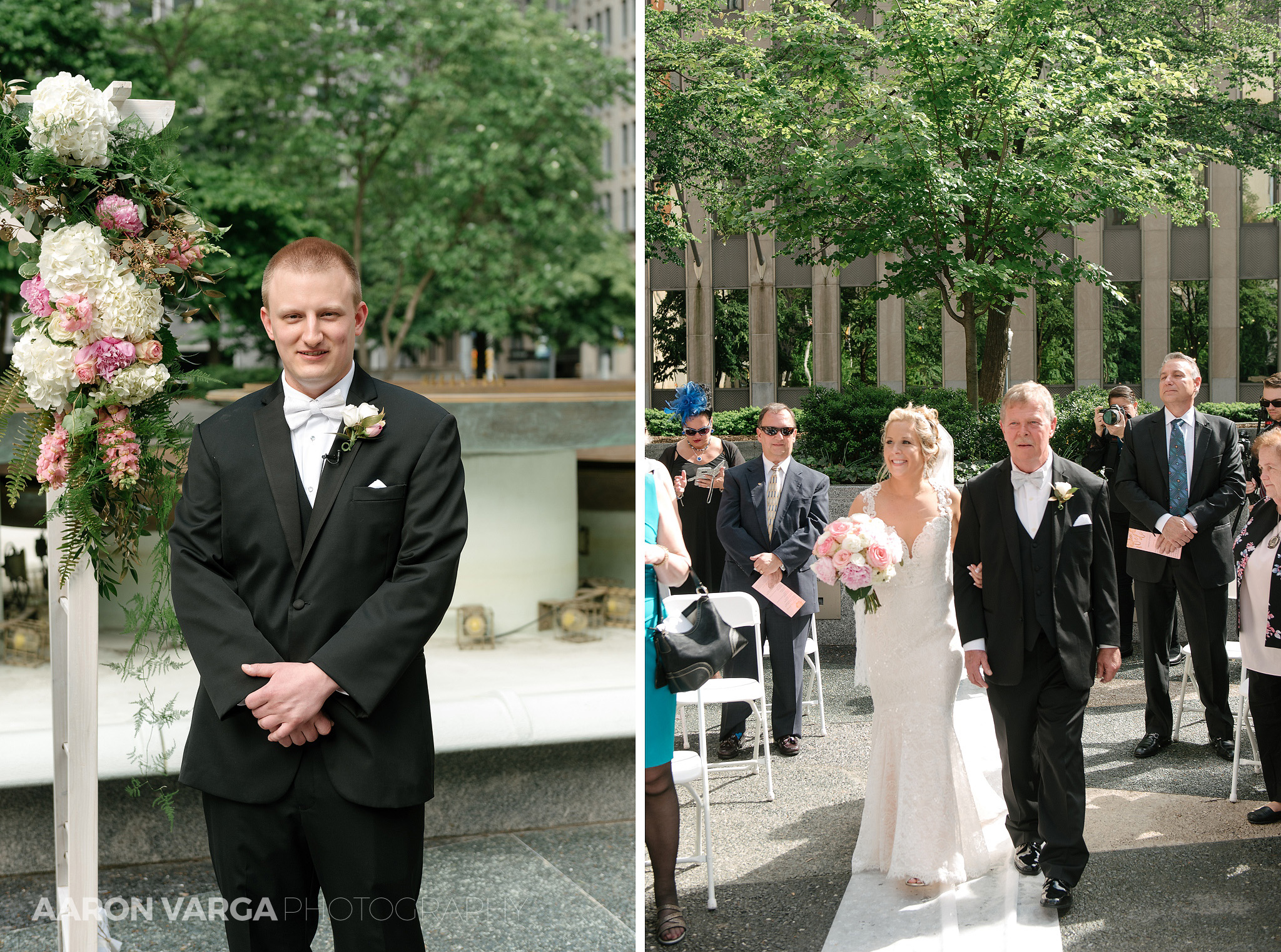 Embassy Suites Downtown Pittsburgh Wedding
